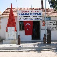 Salim Mutlu Özel Harp Anıları Müzesi